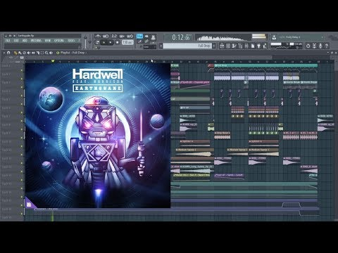 Hardwell - ID [Earthquake Ft. Harrison] FL Studio Remake