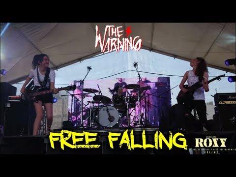 The Warning - Free Falling (Roxy Fest)