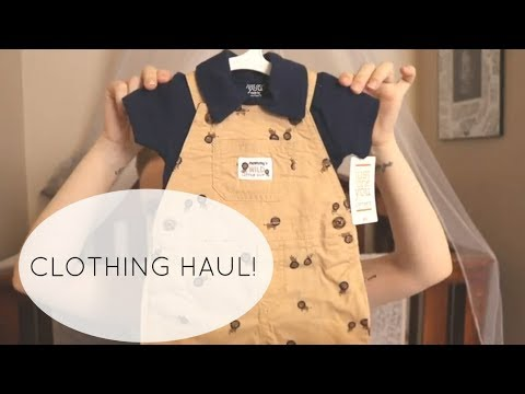 BABY BOY HAUL| Trendy Target Clothes!