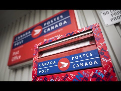 Postal Workers' Union Makes Counter-offer To Canada Post