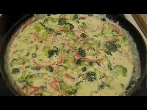Broccoli Cheddar Soup- Panera Bread Inspired