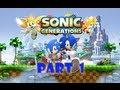 Sonic Generations 100 Walkthrough Part 1