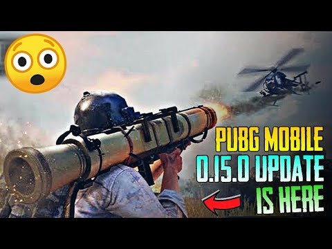 pubg-mobile-0.15.0-update-|-release-date,new-payload-mode,new-tdm-map,helicopter,new-guns-!!