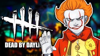 NEW CLOWN KILLER! | Dead by Daylight LIVE
