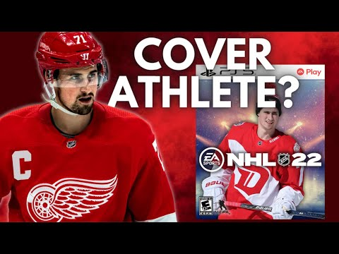 My Nhl 22 Cover Athlete Prediction Youtube