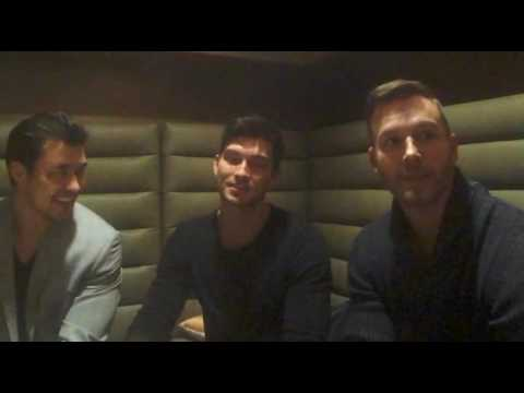 Eric Martsolf and Robert Scott Wilson remember Joe Mascolo Steo Dimera; DAYS OF OUR LIVES