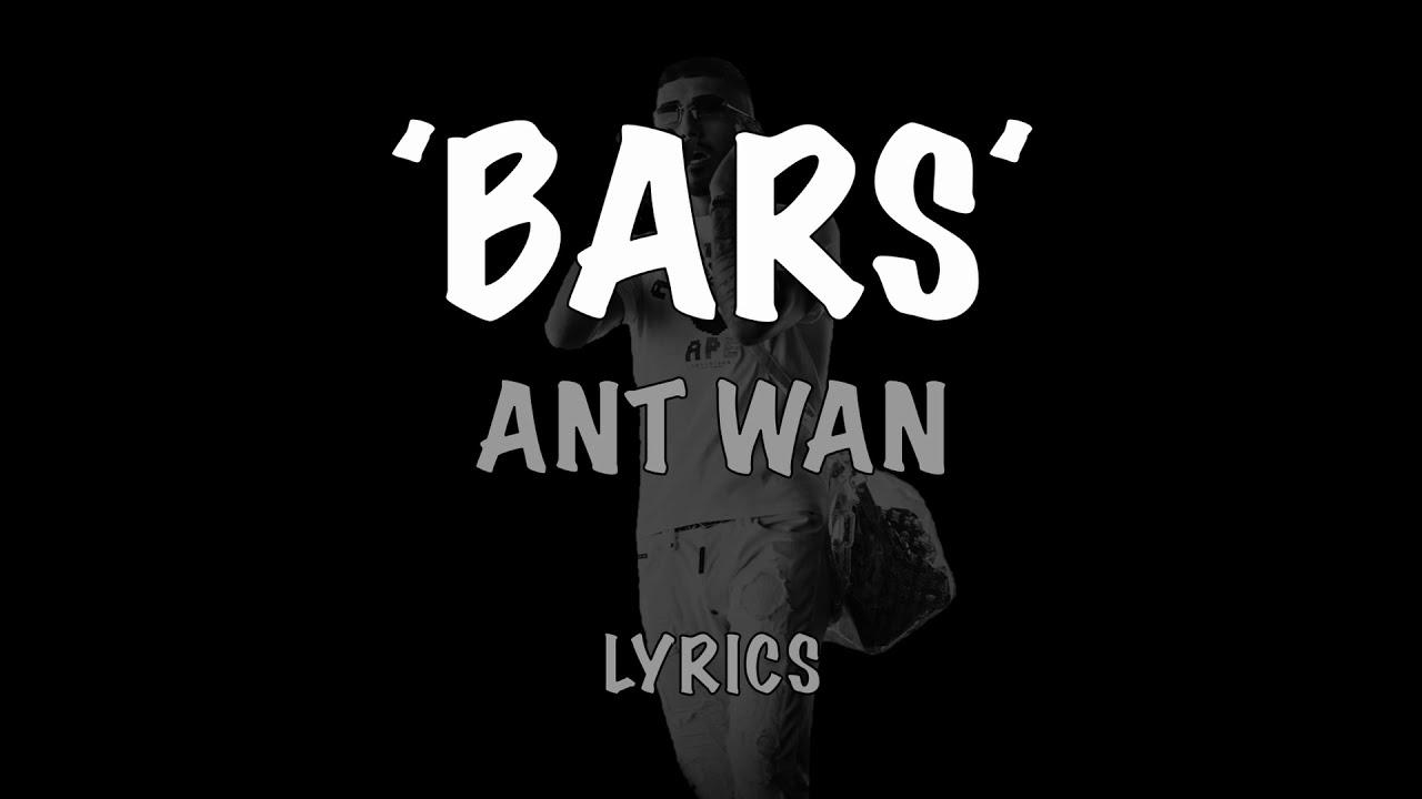 Download Ant Wan - Bars (Official Lyrics)