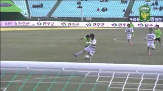 150307 K LEAGUE CLASSIC 1R JEONBUK HYUNDAI MOTORS VS SEONGNAM FC