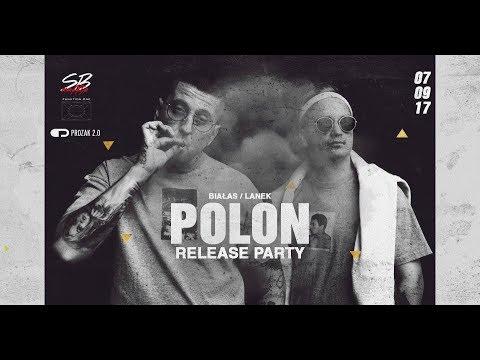 BIAŁAS & LANEK - POLON // Kraków 7.09.2017 'Prozak 2.0'