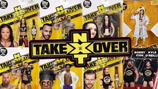 NEW WWE MATTEL NXT TAKEOVER FIGURES I WANT TO SEE IN 2018