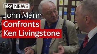 John Mann Confronts Ken Livingstone