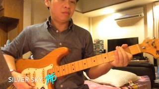 Silver Sky (Guitar by TATO)