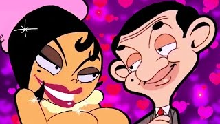 - Mr Bean Funny Cartoons  Best New 2016 Collection  Part 3