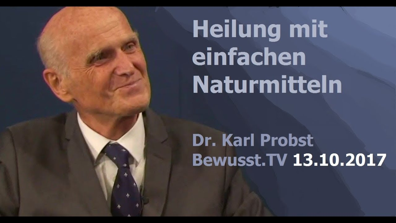 Dr Karl Probst