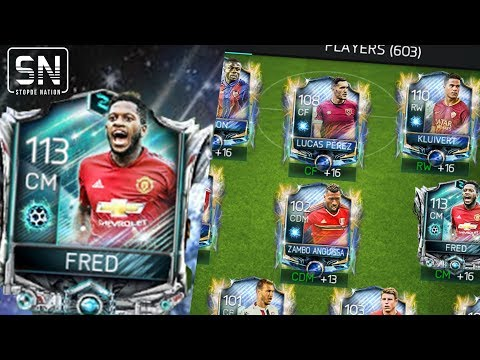 Claiming our Second Now and Later Master Fred! Full Blue Pre-Season Master Squad! FIFA Mobile