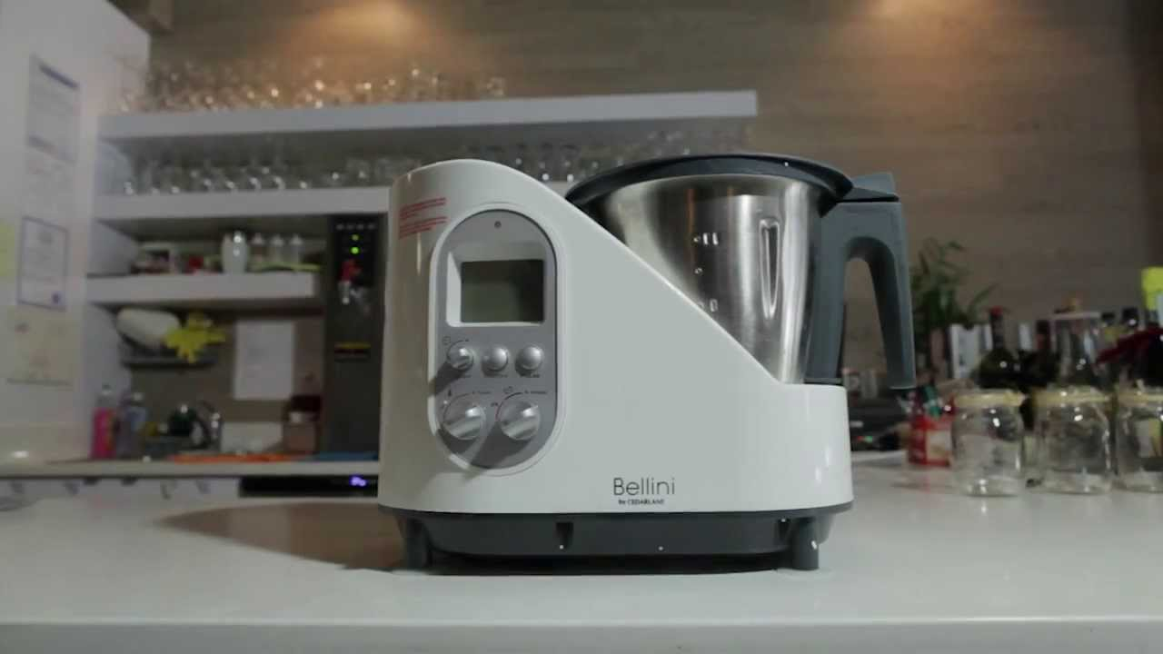 Bellini Kitchen Master   Eight In One Thermal Blender