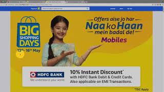 Flipkart Big Shopping Days & Amazon Summer Sale deals ll in telugu ll