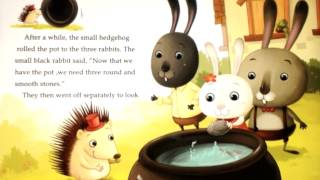 Stone Soup ~ Wawa Mouse Interactive Picture Book