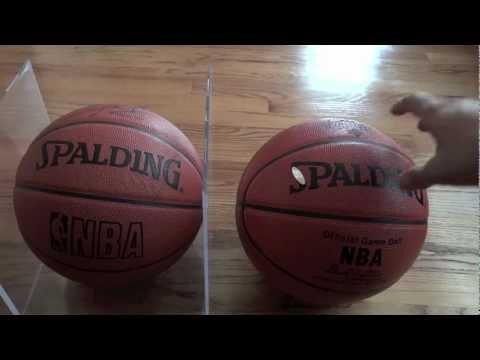 Spalding Official NBA Game Ball HD