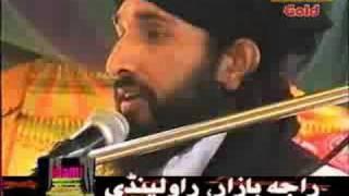 Mufti  Muhammad Hanif Qureshi Wahabi kh ha Clip 01 of 05