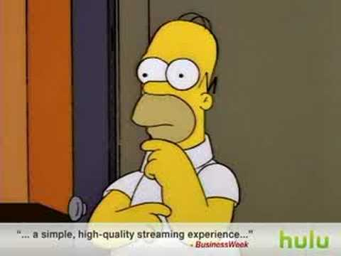 The Simpsons - Homer Decides to Teach - Homer decides to teach a class at the adult learning annex. S5 Ep22.