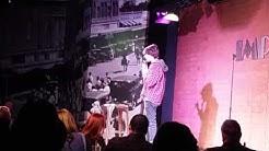 17 Year old comedian KILLS at Tempe Imrpov