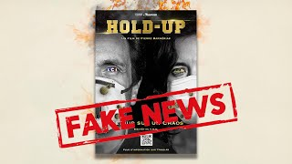 HOLD-UP: DEBUNK DOCUMENTAIRE COMPLOTISTE - Tabou #27