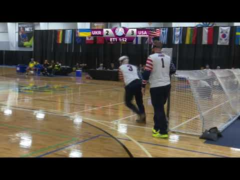 USABA | 2019 IBSA Mens Goalball Qualifier | Day 7 - July 8