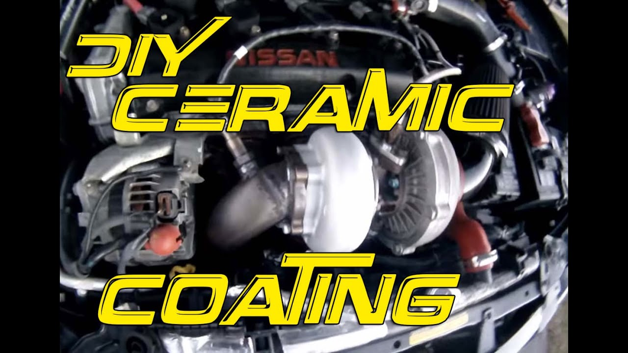 Diy exhaust ceramic coating vht ceramic paint youtube solutioingenieria Choice Image