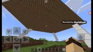 CASA MONSTRO QUE ANDA NO MCPE ! (Minecraft PE)