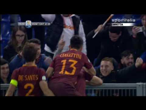 Finale Coppa Italia Primavera: Roma - Virtus Entella 2-0
