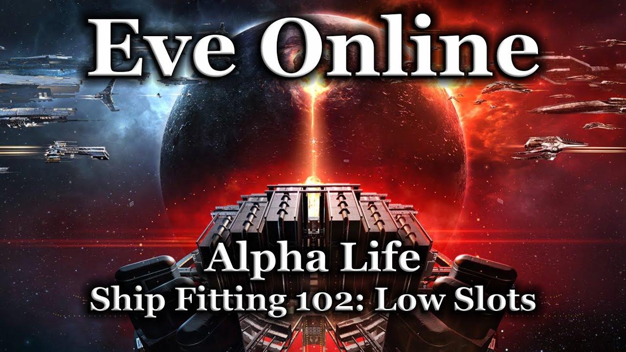 Low Slots Eve Online