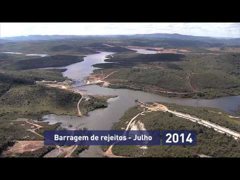 Atualizações do Projeto Minas-Rio – Julho de 2014
