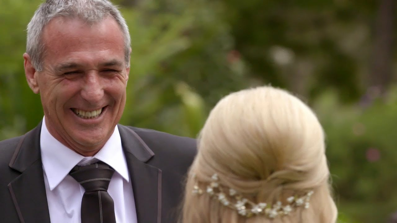 Melissa and John's wedding | Married at First Sight Australia 2018