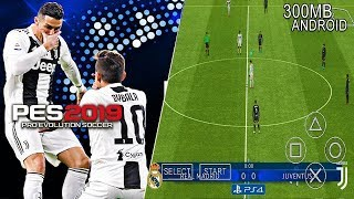 Download Pes 2019 Lite 300mb Ppsspp Android New Transfer
