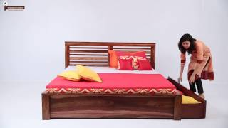 Beds- Wooden Bed including Double Bed, Single Bed, King Size Bed & Queen Size Bed