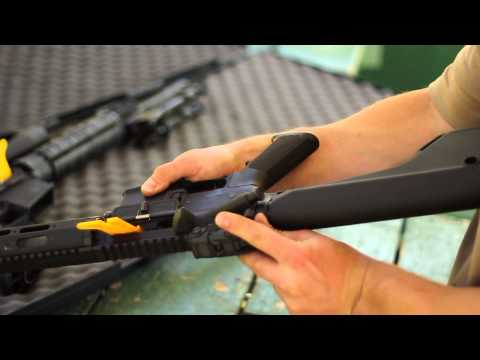 How to Lubricate your DPMS Rifle with CLAW