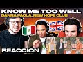 Reacción Danna Paola, New Hope Club - Know Me Too Well - ANYMAL LIVE 🔴