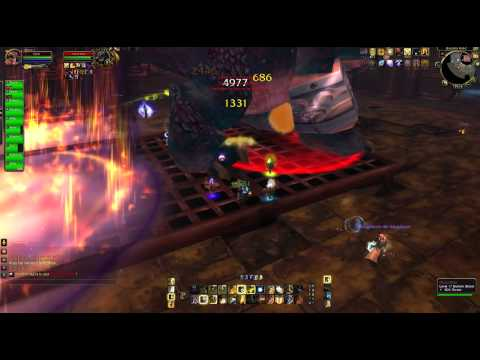 New Baradin Hold Boss Occu'thar - WoW 4.2 PTR