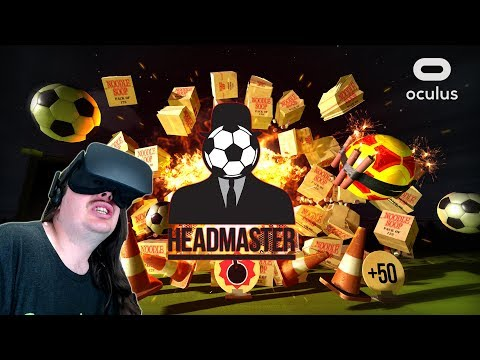 Champion Of Head | Headmaster | Oculus Rift