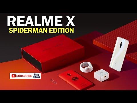 RealMe X Spiderman Edition के बारे में जाने  | Tech Tak