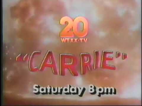 WTXX-TV Horror Weekend Promo 1987