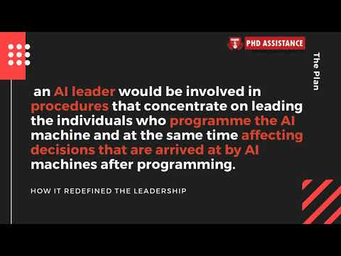 The Future of Leadership: How Artificial Intelligence | Redefine Management Research