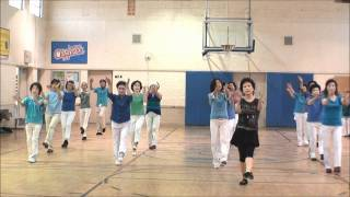 Sun of Jamaica (Demo & Teach by Julia Kim) - Line Dance