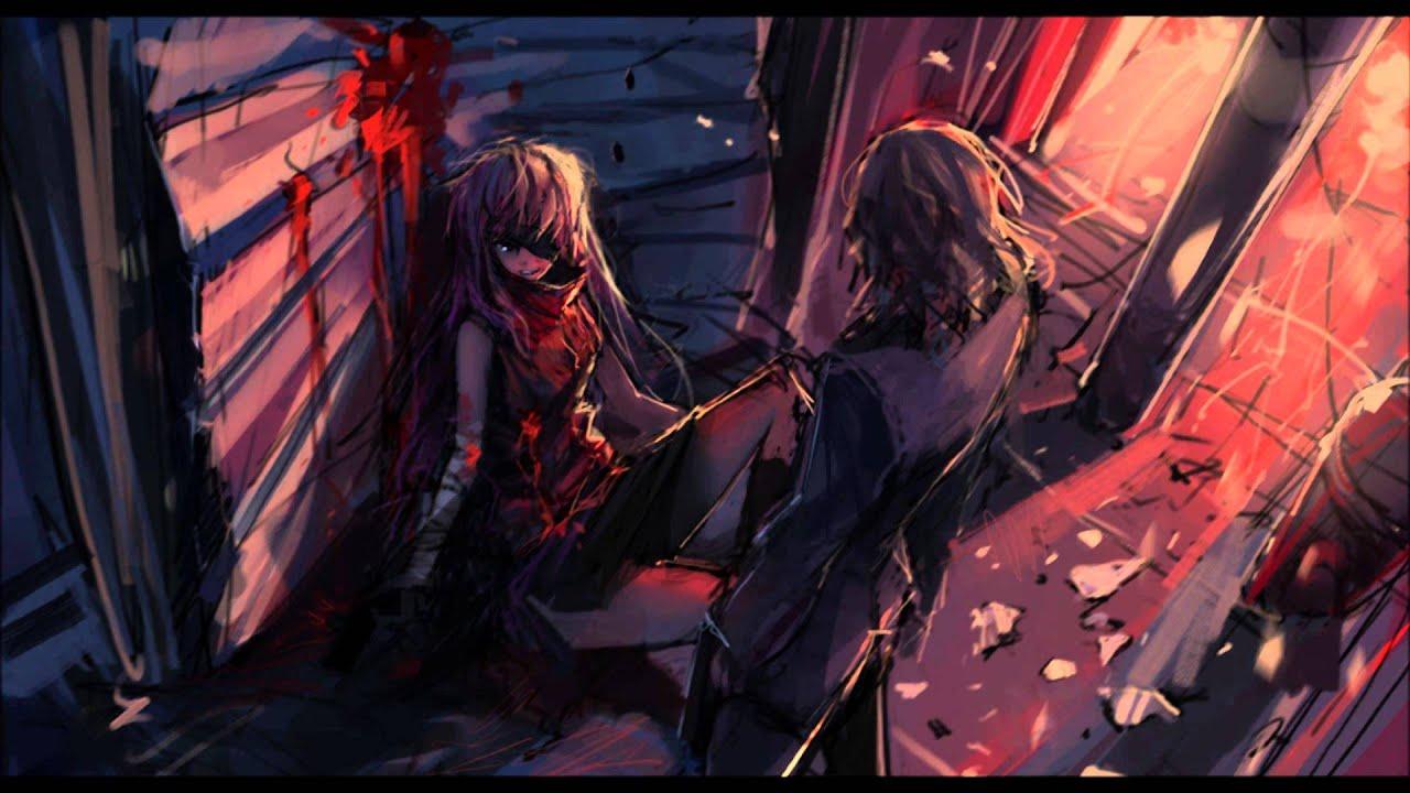 Sad Girl Death Wallpaper Sad Ost From Mirai Nikki Youtube