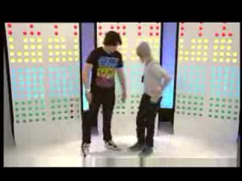 Justin Bieber Dancing and Jerking.avi