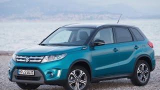 Новая Suzuki Vitara.  Презентация и тест-драйв - Veddro.com