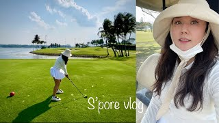 S'pore vlog| Orchid Country Cl…