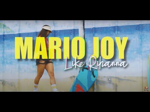 Смотреть клип Mario Joy - Like Rihanna