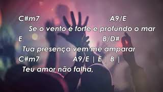 Teu Amor Não Falha (PIB Curitiba) Cifra e Letra